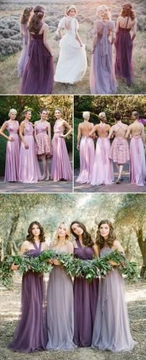 wedding photo - 20 Chic And Stylish Convertible (Twist-Wrap) Bridesmaid Dresses