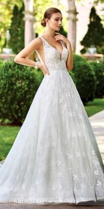 wedding photo - David Tutera Wedding Dresses 2017 For Mon Cheri Bridal