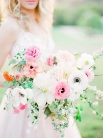 wedding photo - Color Loving Brides, This Inspo Is For You