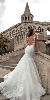 wedding photo - 100 Open Back Wedding Dresses With Beautiful Details