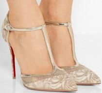 wedding photo - Start The Party In Christian Louboutin's 'Mrs Early' Pumps