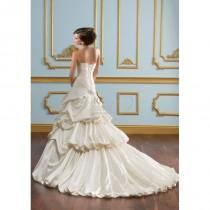 wedding photo - Mori Lee Blu Bridal Spring 2012 - Style 4912 - Elegant Wedding Dresses