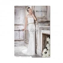 wedding photo - MarnuGarcia 2016 Wedding dresses Style MG 0714 -  Designer Wedding Dresses