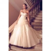 wedding photo - Ricca Sposa 12-043 Ricca Sposa Wedding Dresses 2017 - Rosy Bridesmaid Dresses