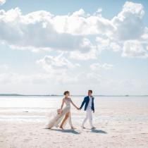 wedding photo - 23 Beach Wedding-Perfect Sandals