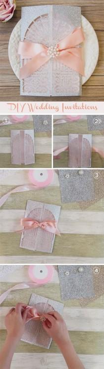 how to make laser cut invitations with cricut