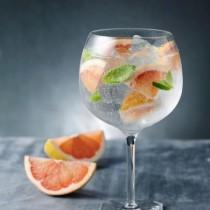 wedding photo - Grapefruit And Basil Gin And Tonic