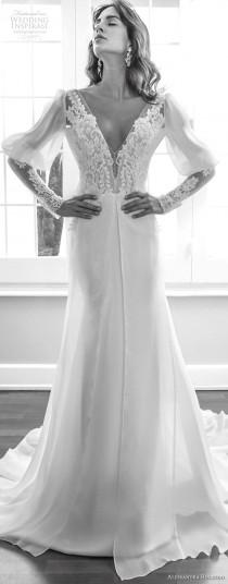 wedding photo - Alessandra Rinaudo 2018 Wedding Dresses