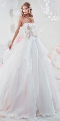 wedding photo - Beautiful And Romantic Nicole Spose Wedding Dresses 2018