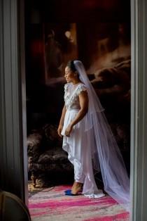 wedding photo - An Intimate Wedding In New York City