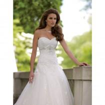 wedding photo - David Tutera for Mon Cheri Spring 2013 - Style 113231 - Elegant Wedding Dresses