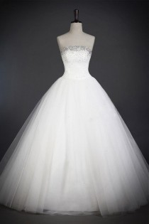wedding photo - Beautiful Gowns/Dresses