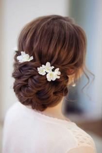 wedding photo - Gorgeous Wedding Hairstyles To Inspire Your Big Day 'Do