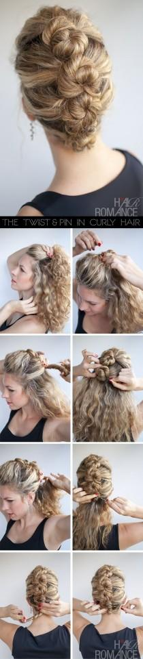 wedding photo - Awesome Do It Yourself Hairstyles
