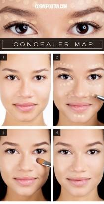 wedding photo - Makeup How-To: Applying Concealer For Flawless Skin
