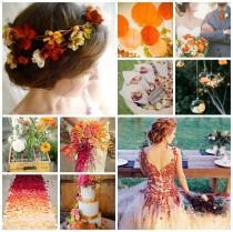 """wedding photo - Mon mariage aux couleurs chaudes """"esprit été indien"""" ! - Mariage.com"""