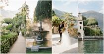 wedding photo - An Intimate, Epic Lake Como Elopement {Rochelle Cheever Photography}