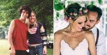 wedding photo - 10 Years Ago, She Talked Him Out Of Suicide. Now, They're Married