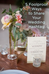 wedding photo - 5 Simple Ways To Share Your Wedding App Code