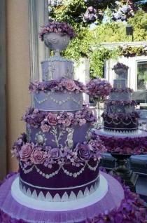 wedding photo - Wedding Cakes And Cookies