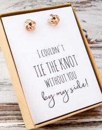 wedding photo - Bridesmaids Jewelry Gifts