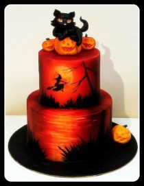 wedding photo - Tartas De Halloween