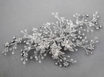 wedding photo - Crystal Headpiece For The Bride