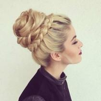 wedding photo - 31 Most Beautiful Updos For Prom
