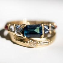wedding photo - Ianthe Ring