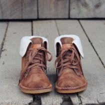 wedding photo - The Snowy River Booties
