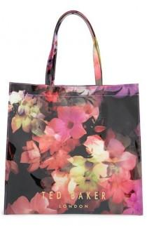 wedding photo - Women's Ted Baker London 'Large Floral Icon' Tote