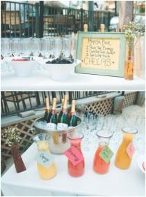 wedding photo - You'll Love This Colorful Boho Beach Bridal Shower