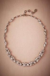 wedding photo - 30 Statement Necklaces For Style-Savvy Brides