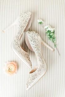 wedding photo - You'll Love This Nude Color Palette In Repose