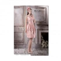 wedding photo - MarnuGarcia 2016 Cocktail dresses Style MG 2741 -  Designer Wedding Dresses