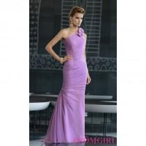 wedding photo - Chiffon Mother of the Bride Dress with Stole by Mori Lee - Brand Prom Dresses
