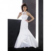 wedding photo - Pia Benelli Prestige, Pagode blanc - Superbes robes de mariée pas cher
