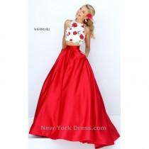 wedding photo - Sherri Hill 50232 - Charming Wedding Party Dresses