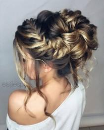 wedding photo - 51 Amazing Wedding Hairstyles For Medium Hair Ideas To Makes You Specially Beautiful