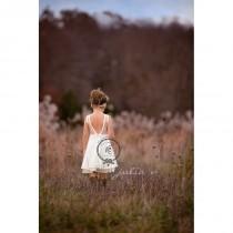 wedding photo - flower girl dress flower girl dress girls lace dress lace dress toddler lace dress boho flower girl dress flower girl dress lace - Hand-made Beautiful Dresses