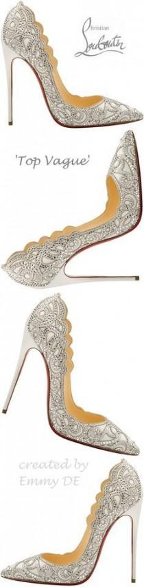 wedding photo - Christian Louboutin Outlet Red Bottom Shoes