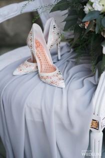 wedding photo - WED. SHOES.