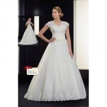 wedding photo - Angelo Bianca 2210 Angelo Bianca Wedding Dresses Abel - Rosy Bridesmaid Dresses