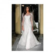 wedding photo - Oleg Cassini - Spring 2017 - Satin A-Line Gown - Stunning Cheap Wedding Dresses