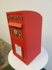 wedding photo - Post Box for Weddings, Parties, Ceremony and Corporate Events