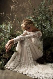 wedding photo - 'Cloud Nine' - The Stunning New Bridal Collection From Dreamers & Lovers