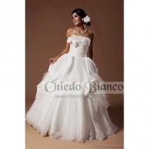 wedding photo - Chiedo Bianco D2086 Chiedo Bianco Wedding Dresses Chiedo Bianco 2017 - Rosy Bridesmaid Dresses