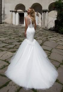 wedding photo - Oksana Mukha 2017 Bridal Collection – The Use Of Illusion & Lace Is Jaw-dropping