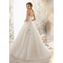 wedding photo - Voyage by Mori Lee Bridal Spring 2014 - Style 6775 - Elegant Wedding Dresses