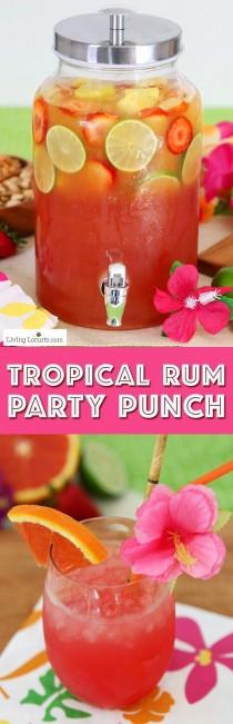 wedding photo - A Day On The Beach Punch